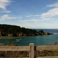 Mendocino Coast by Sandy Mauck