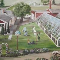 The Cornies Farm Art Prints & Posters by Ruth Driedger