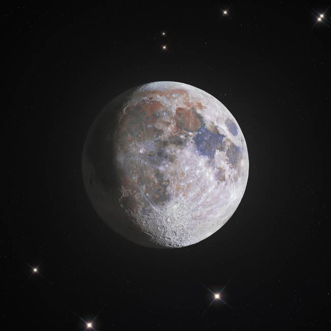 A 778 Megapixel Moon