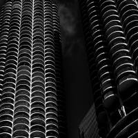 Marina City Art Prints & Posters by James Howe