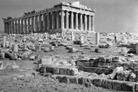 The Parthenon, 1959 by Priscilla Turner