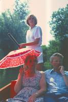Summer 1983, on the Cam