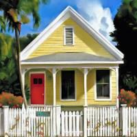 Key West Art Prints & Posters by Tammy Lee Bradley
