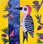 Red-headed Woodpecker by Ann Huey