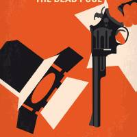 No1267-5 My Dirty Harry The Dead Pool minimal movi Art Prints & Posters by Chungkong Art