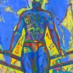 Blue Angel Chillin by RD Riccoboni by RD Riccoboni