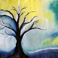 """listening tree"" by JennySiegel"