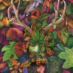 The Green Man 2 Prints & Posters