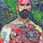 The Flower Bear Wizard  by RD Riccoboni
