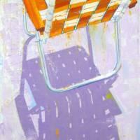 Purple Shade Art Prints & Posters by Matthew Pierce