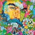 The Flower Bear Garden  by RD Riccoboni