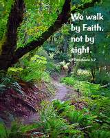 We Walk By Faith by Kirt Tisdale