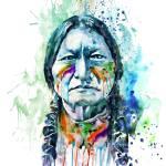 Sitting Bull New Portrait Prints & Posters