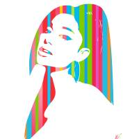 Ariana Grande | Pop Art Art Prints & Posters by William Cuccio