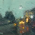 Rainy street_11X14 Prints & Posters