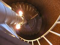 Cape May Lighthouse stairs