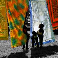 BATIK PLAYGROUND by GRAFFITIMAGERY Sandra