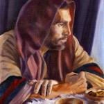 The Pensive Christ Prints & Posters