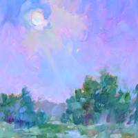 """""""How Big the Moon"""" by Dreama"""