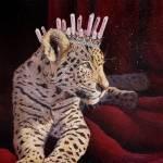 Princess leopard_16X20 Prints & Posters
