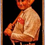 Duffy Lewis, Boston Red Sox, baseball card portrai Prints & Posters