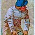 Captain Machell, from the Racing Colors of the Wor Prints & Posters