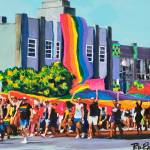 Resilience LGBTQ Pride March Hillcrest San Diego by RD Riccoboni