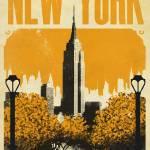 New York - Harry & Sally Prints & Posters