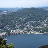 Lake Como by Marcia Crayton