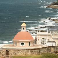 Santa Maria Magdalena de Pazzis, Puerto Rico by Marcia Crayton