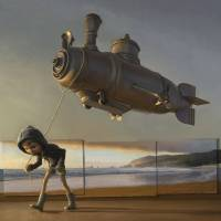 Heavy Burden Art Prints & Posters by Jonathan Queen