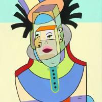 Dreadlocks Man: Robert Alexander Art Prints & Posters by Ruchell Alexander