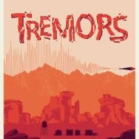 Tremors Art Prints & Posters by Matt Owen