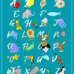 Alphabet ABCS Prints & Posters