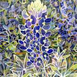 Spring Fling-Blue Prints & Posters