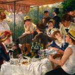 Luncheon of the Boating Party (1881) Prints & Posters