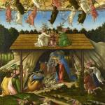 The Mystic Nativity by Sandro Botticelli (1500-01) Prints & Posters