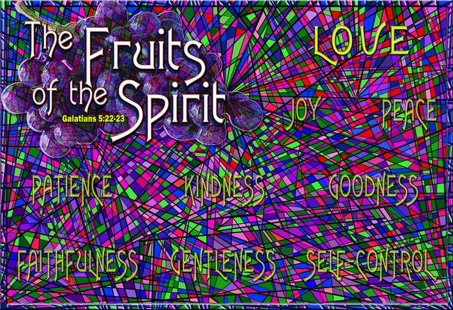 Spirit Fruits