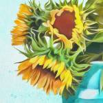 Sunflower Joy Prints & Posters