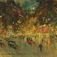 Grands Boulevards, Richelieu-Drouot Art Prints & Posters by Janice M