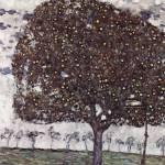 Gustav Klimt's Der Apfelbaum (1916)  Prints & Posters