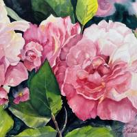 """""""Lost in Rose 2"""" by KayKalarFineArt"""