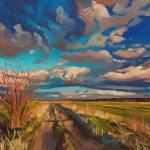 2021 Jun_Landscape study #8_11X14 Prints & Posters