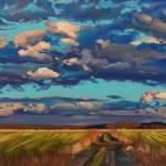 2021 Jun_Landscape study #7_11X14 Prints & Posters