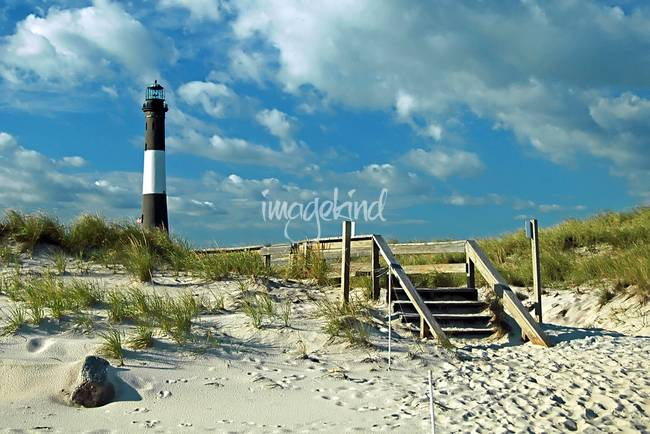 Robert Moses Lighthouse By Keith Krejci