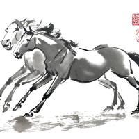 """Horse Power"" by JeanneRewa"