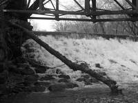 Waterfall, Prices Corner, Delaware