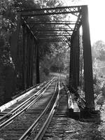 Ashland train bridge