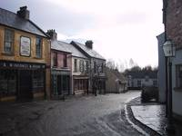 Bunratty old street