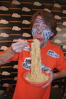 World Noodle Eating Champion 2007